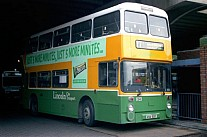 ANA601Y RoadCar Stagecoach Manchester GM Buses GMPTE