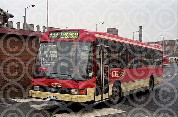 J313BVO Trent Barton