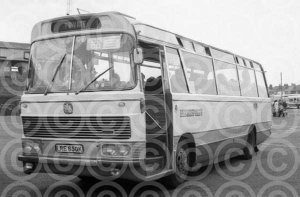 LRE650K Berresfords,Cheddleton