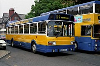 ABA25T Chesterfield CT GM Buses GMPTE