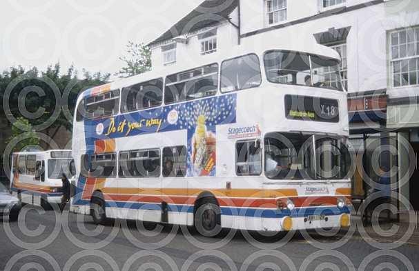 AVK172V Stagecoach Midland Red Busways Tyne & Wear PTE