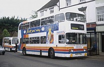 AVK172V Stagecoach Midland Red Busways Tyne & Wear PTE