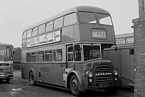 DUG167C South Yorkshire PTE Blue Line,Armthorpe Kippax & District