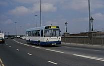 PJI5017 (GEU361N) Rebody Wilfreda Beehive,Doncaster Bristol OC