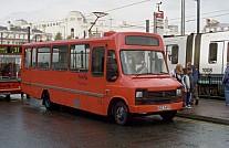 HDZ5408 First Manchester First London London Buses