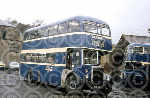 YTG304 Llynfi,Maesteg