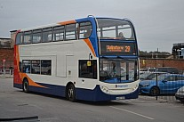 AE07KZH Stagecoach Lincolnshire