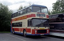 OCY905R Blue Triangle,Bootle South Wales