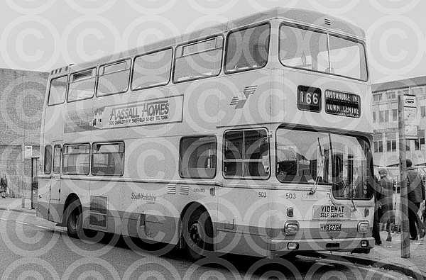 HWB275N South Yorkshire PTE