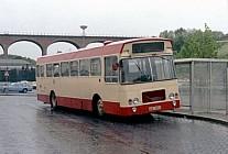 AUE309J (XNX131H) General,Chester-le-Street Preston CT BMMO Midland Red Stratford Blue