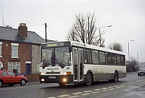M833RCP Delta,Kirkby-in-Ashfield UK North,Manchester Sanders,Holt Pride of the Road,Huddersfield