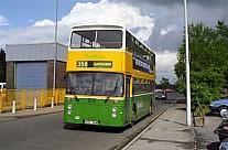 DHG211W RoadCar Sheffield Omnibus Lancaster CT