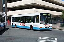 YJ07JLU K-Line,Huddersfield Ludlow,Halesowen