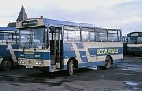 ANK317X Hutchison,Overtown Rover Bus(Dell),Chesham