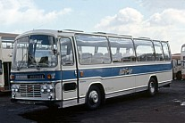 PKY418R South Yorkshire PTE Blue Ensign,Doncaster