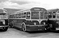 DHL166 Mid Wales Motorways,Newtown Williams,Ponciau