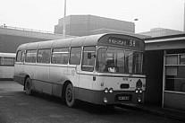 GWY692N West Yorkshire PTE