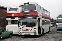 AFA489S Bullocks,Cheadle PMT Turner,Brown Edge