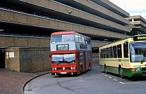 CUL92V Morley,Whittlesey London Transport