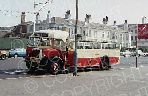 CRN992 Merseyside PTE Southport CT Ribble MS