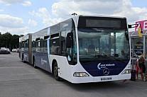 BX04MXN Arriva Midlands Arriva London