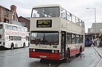A879SUL MTL Merseybus London Transport
