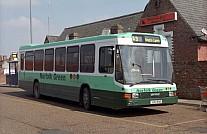 J313BVO Norfolk Green,Kings Lynn Trent Barton