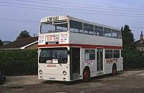 KJD80P Hunt,Alford London Transport