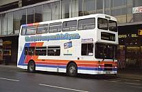 B24TVU Stagecoach Manchester GM Buses GMPTE