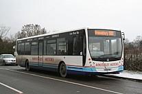 YN08NKH Minsterley Motors Stiperstones