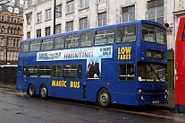 C167HBA Stagecoach Manchester(Magic Bus) Kowloon Motor Bus,Hong Kong