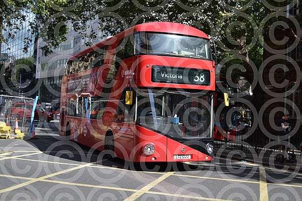 LTZ1222 Arriva London