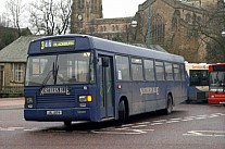 JIL2159 (PUK643R) Rebody Northern Blue,Burnley Midland Fox BMMO Midland Red
