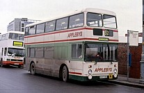 A687HNB Appleby,Conisholme Stagecoach Manchester GM Buses GMPTE