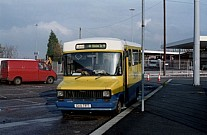 D110TFT Chesterfield CT(Whites,Calver) Busways