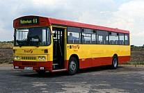 HDZ5488 (EWR651Y) First Mainline First West Yorkshire Yorkshire Rider WYPTE