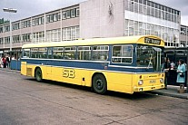 AOU109J London Country Hants & Dorset King Alfred,Winchester
