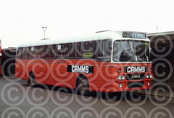 NSJ15R Camm,Nottingham Western SMT