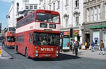 GDB176N MyBus,Manchester GMPTE