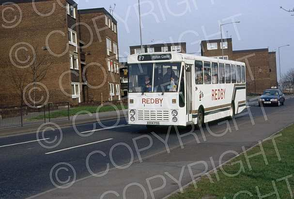A504FSS Redby,Sunderland Alexander Northern