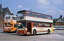 DWH700W Stotts,Oldham A1 (McKinnon),Kilmarnock GM Buses GMPTE