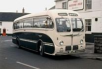 120JRB Blue Bus,Willington