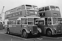 J8683 (OLD624) Jersey Motor Transport London Transport
