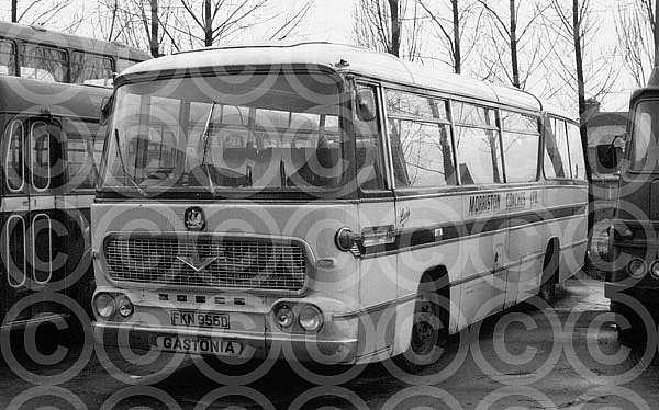 FKN955D Norths(Dealer),Sherburn-in-Elmet D Coaches,Morriston Cox,Maidstone