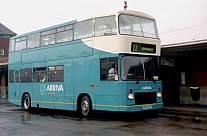 H650GPF Arriva Derby London & Country