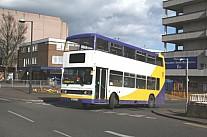 A903SYE MASS Transit Leon London Transport