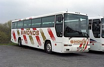 M341MRU (A13EXC) Simonds,Botesdale Excelsior,Bournemouth