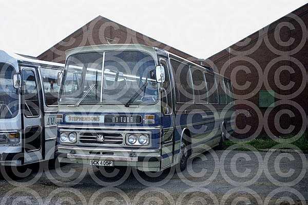 SCK405P Stephenson,Easingwold Premier,Preston