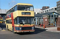 ODM413V Northern Bus,Anston Crosville