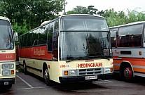 D584MVR Hedingham & District,Sible Hedingham Shearings